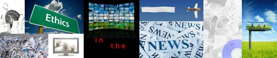 ethics in the media essay